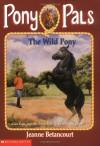 The Wild Pony - Jeanne Betancourt, Paul Bachem