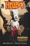 HELLBOY MAKOMA #1 (OF 2) (Dark Horse, Hellboy Makoma) -