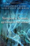 Vampires, scones and Edmund Herondale - Cassandra Clare and Sarah Rees Brennan