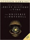 The Illustrated A Brief History of Time and the Universe in a Nutshell - Stephen Hawking