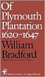 Plymouth Plantation 1620 - 1647 - William Bradford,  Francis Murphy (Introduction)
