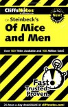 Steinbeck's Of Mice and Men (Cliffs Notes) - Susan VanKirk, CliffsNotes, John Steinbeck