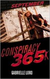 Conspiracy 365 - September - Gabrielle Lord