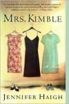 Mrs. Kimble - Jennifer Haigh