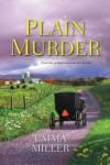 Plain Murder - Emma  Miller