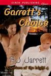 Garrett's Choice - A.J. Jarrett