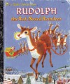 Rudolph the Red-Nosed Reindeer (Little Golden Book) - Barbara Shook Hazen, Richard Scarry