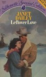 Leftover Love (G. K. Hall Nightingale Series Edition) - Janet Dailey