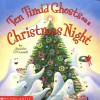 Ten Timid Ghosts On A Christmas Night - Jennifer O'connell