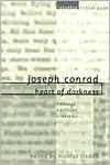 Joseph Conrad: Heart of Darkness - Nicolas Tredell