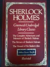 The Complete Adventures and Memoirs of Sherlock Holmes - Classics Grammercy,  Arthur Conan Doyle