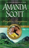 The Knight's Temptress - Amanda Scott