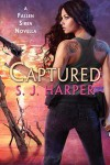 Captured - S.J. Harper