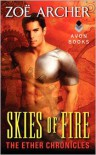 Skies of Fire  - Zoe Archer