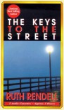 The Keys to the Street (Audio) - Ruth Rendell, Sharon Williams