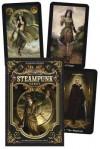 The Steampunk Tarot - Barbara Moore, Aly Fell