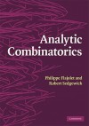 Analytic Combinatorics - Philippe Flajolet, Robert Sedgewick