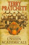 Unseen Academicals - Terry Pratchett