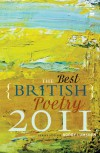 The Best British Poetry 2011 -