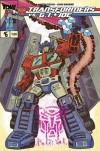 Transformers Vs Gi Joe #6 - Tom Scioli