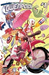 Gwenpool, The Unbelievable (2016-) #1 - Christopher Hastings, Gurihiru, Danilo Beyruth