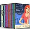 Mrs. Fix It Mysteries: The Complete 15-Books Cozy Mystery Series - Belle Knudson