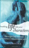 Breathing Life into Your Characters - Rachel Ballon