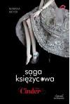Cinder (Saga Księżycowa, #1) - Marissa Meyer, Dorota Konowrocka