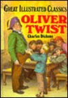 Oliver Twist (Great Illustrated Classics) - Charles Dickens, Marian Leighton, Ric Estrada