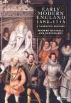 Early Modern England 1485-1714: A Narrative History - Robert Bucholz, Newton Key