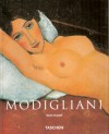 Amadeo Modigliani 1884-1920. Poezja patrzenia - Doris Krystof