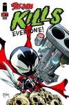 Spawn Kills Everyone! - Todd McFarlane, Todd McFarlane, J.J. Kirby