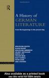 A History of German Literature - Wolfgang Beutin