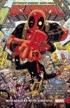 Deadpool : World's Greatest, Volume 1: Millionaire with a Mouth (Paperback)--by Gerry Duggan [2016 Edition] - Mike Hawthorne,  Terry Pallot,  Heather Antos Gerry Duggan
