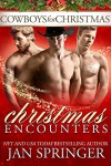 Cowboys for Christmas: A Contemporary Western Erotic Romance Menage (Christmas Encounters) - Jan Springer, Julie Naughton