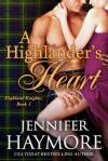 A Highlander's Heart - Jennifer Haymore