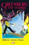 Greenberg the Vampire - Marvel Comics