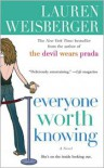 Everyone Worth Knowing -