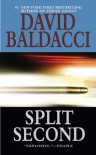 Split Second  - Scott Brick, David Baldacci