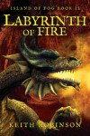 Labyrinth of Fire - Keith  Robinson