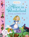 Alice in Wonderland Activity and Sticker Book - Lewis Carroll, Lucy Fleming