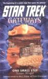 Gateways #1:  One Small Step (Star Trek) - Susan Elliot-Wright