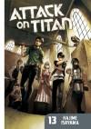 Attack on Titan #13 - Isayama Hajime