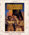 Treasure Island - Robert Louis Stevenson, N.C. Wyeth, Timothy Meis