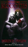 The Vampire Legacy (Blood Ties, #3) - Karen E. Taylor