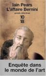 L'affaire Bernini (French Edition) - Iain Pears
