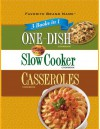 Digest 3 in 1 One Dish Slow Cooker (Plastic Comb) - Publications International Ltd.