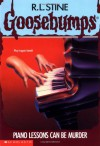 Piano Lessons Can Be Murder (Goosebumps #13) - R.L. Stine