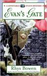 Evan's Gate (Constable Evans Series #8) - Rhys Bowen