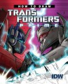 How to Draw Transformers Prime - Nick Roche
